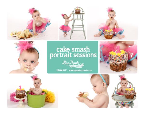 Cake Smash Collage 600