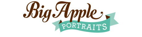Big Apple Portraits Mobile Retina Logo
