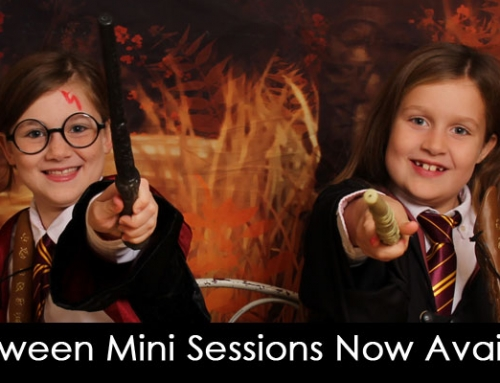 Halloween Mini Sessions: Get 2 Digital Images for $35
